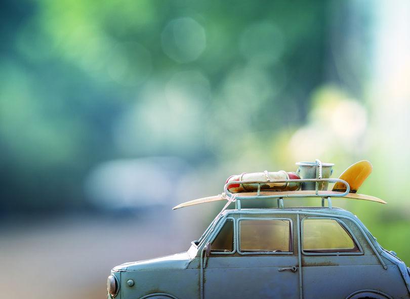 Au tout début arriva les petites voitures…